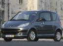 Фото авто Peugeot 1007 1 поколение, ракурс: 45