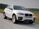 Фото авто BMW X6 E71/E72, ракурс: 315 цвет: белый