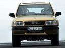 Фото авто Opel Frontera A,