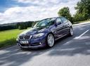 Фото авто Alpina B3 E90/91/92/93, ракурс: 45 цвет: синий
