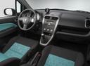 Фото авто Suzuki Splash 1 поколение, ракурс: торпедо