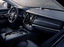 Фото авто Volvo V90 2 поколение, ракурс: торпедо