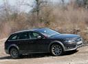 Фото авто Audi A4 B8/8K, ракурс: 270 цвет: коричневый