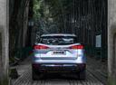 Фото авто Geely Atlas 1 поколение, ракурс: 180 цвет: серебряный