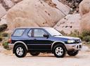Фото авто Isuzu Amigo 2 поколение [рестайлинг], ракурс: 90