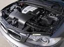 Фото авто BMW 1 серия E81/E82/E87/E88 [рестайлинг], ракурс: двигатель цвет: серый