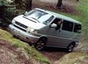 Фото авто Volkswagen Multivan T4, ракурс: 45