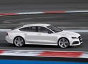 Фото авто Audi RS 7 4G, ракурс: 270 цвет: белый