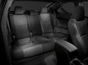 Фото авто Scion tC 2 поколение, ракурс: задние сиденья