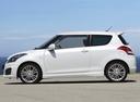 Фото авто Suzuki Swift 4 поколение, ракурс: 90