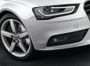 Фото авто Audi A4 B8/8K [рестайлинг], ракурс: передняя часть