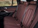 Фото авто BMW X5 G05, ракурс: задние сиденья