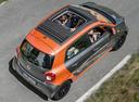Фото авто Smart Forfour 2 поколение, ракурс: сверху цвет: серый