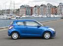 Фото авто Suzuki Swift 4 поколение, ракурс: 270 цвет: синий