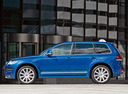 Фото авто Volkswagen Touareg 1 поколение [рестайлинг], ракурс: 90 цвет: синий