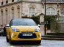 Фото авто Citroen DS3 1 поколение,  цвет: желтый