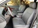 Фото авто Toyota Sienna 2 поколение, ракурс: сиденье