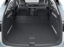 Фото авто Opel Astra K, ракурс: багажник цвет: серебряный