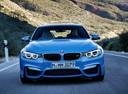 Фото авто BMW M3 F80,  цвет: голубой