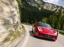 Фото авто Ferrari GTC4Lusso 1 поколение,  цвет: красный