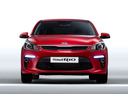 Фото авто Kia Rio 4 поколение, ракурс: 0 - рендер цвет: бордовый