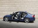 Фото авто Alpina B3 F30/F31, ракурс: 90 цвет: синий