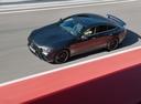 Фото авто Mercedes-Benz AMG GT C190 [рестайлинг], ракурс: сверху цвет: черный