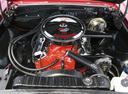 Фото авто Chevrolet Chevelle 1 поколение [2-й рестайлинг], ракурс: двигатель
