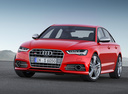 Фото авто Audi S6 C7 [рестайлинг],  цвет: красный