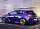 Фото авто Opel Astra J [рестайлинг], ракурс: 90 цвет: синий