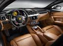 Фото авто Ferrari FF 1 поколение, ракурс: торпедо