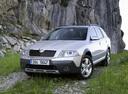 Фото авто Skoda Octavia 2 поколение, ракурс: 45