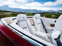 Фото авто Rolls-Royce Dawn 1 поколение, ракурс: задние сиденья
