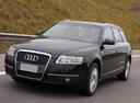 Фото авто Audi A6 4F/C6, ракурс: 45 цвет: черный