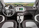 Фото авто Smart Fortwo 3 поколение, ракурс: торпедо