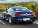 Фото авто BMW 6 серия F06/F12/F13 [рестайлинг], ракурс: 135 цвет: синий