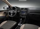 Фото авто Volkswagen Polo 5 поколение, ракурс: торпедо