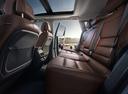 Фото авто Renault Koleos 2 поколение, ракурс: задние сиденья