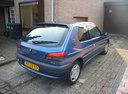 Фото авто Peugeot 306 1 поколение [рестайлинг], ракурс: 225