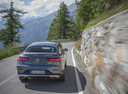 Фото авто Mercedes-Benz GLC-Класс X253/C253, ракурс: 180 цвет: серый