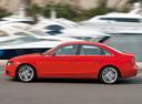 Фото авто Audi A4 B8/8K, ракурс: 90 цвет: красный