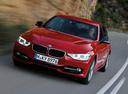 Фото авто BMW 3 серия F30/F31/F34, ракурс: 45 цвет: красный
