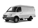 Подержанный ГАЗ Газель, белый , цена 200 000 руб. в Ульяновской области, хорошее состояние