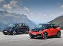 Фото авто BMW i3 I01 [рестайлинг], ракурс: 45