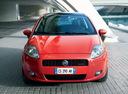 Фото авто Fiat Punto 3 поколение,  цвет: красный