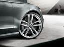 Фото авто Audi RS 6 C7 [рестайлинг], ракурс: колесо цвет: серебряный