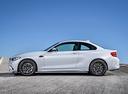 Фото авто BMW M2 F87 [рестайлинг], ракурс: 90 цвет: белый