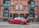 Фото авто Mercedes-Benz E-Класс W213/S213/C238/A238, ракурс: 135 цвет: красный