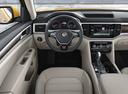 Фото авто Volkswagen Teramont 1 поколение, ракурс: торпедо