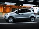 Фото авто Ford EcoSport 2 поколение, ракурс: 90 цвет: серебряный